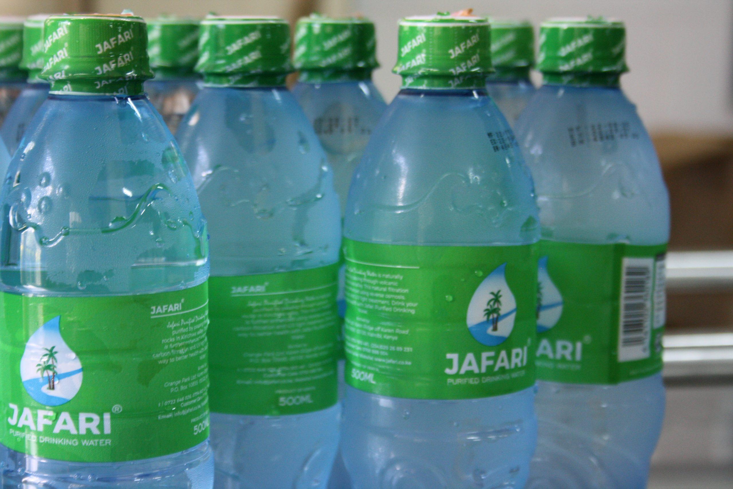 Jafari Purified Drinking Water